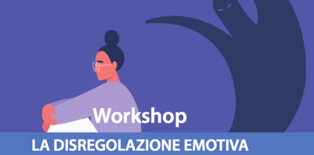 workshop disregolazione emotiva docenti
