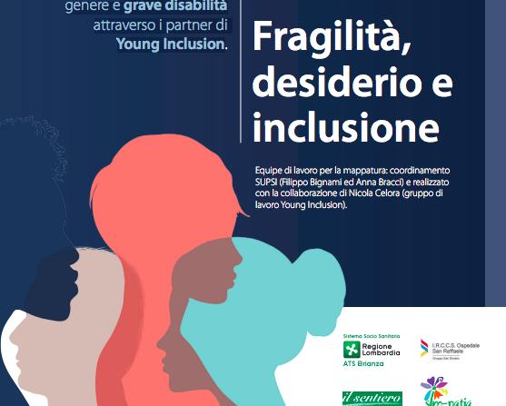 Fragilità desiderio e inclusione ricerca Young Inclusion